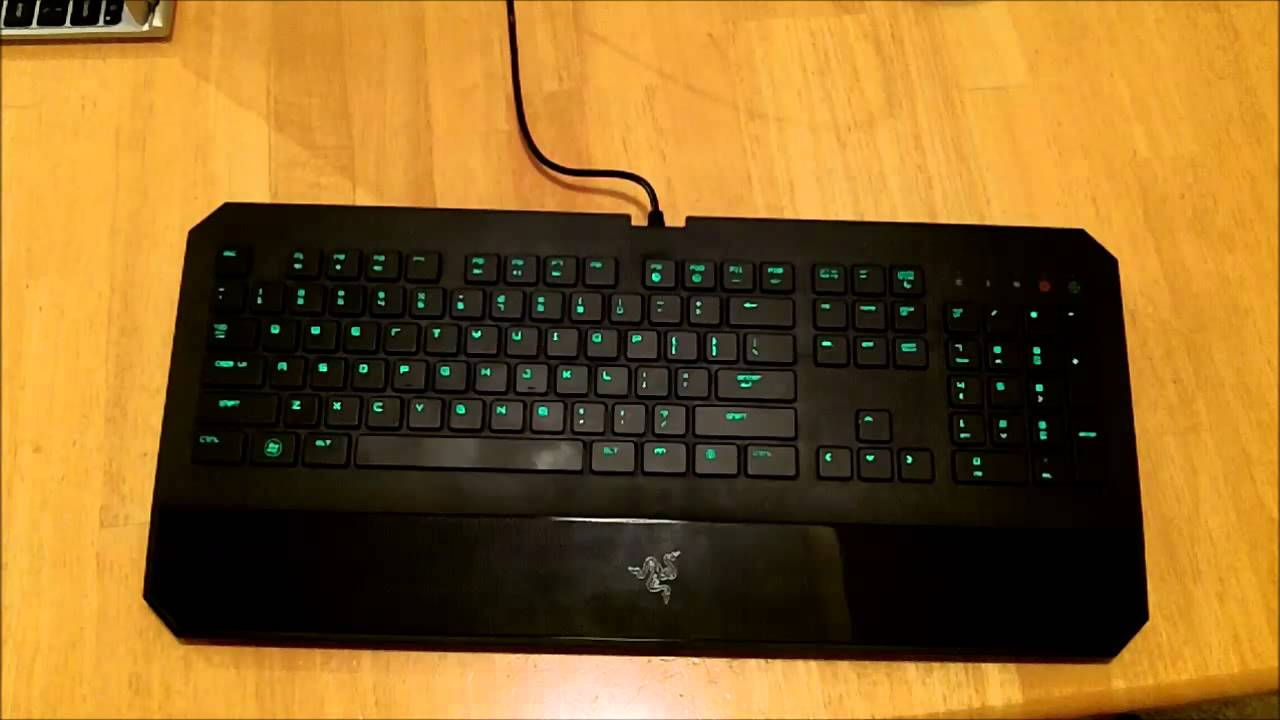 razer deathstalker expert review youtube