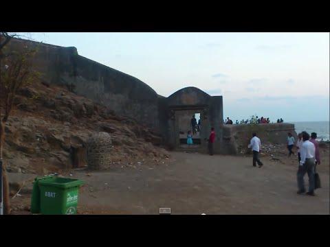 Bandra Fort Castella De Aguada - Beautiful View & Lovers Spot