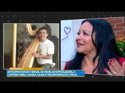 Irmão de Perla manda recado especial para cantora