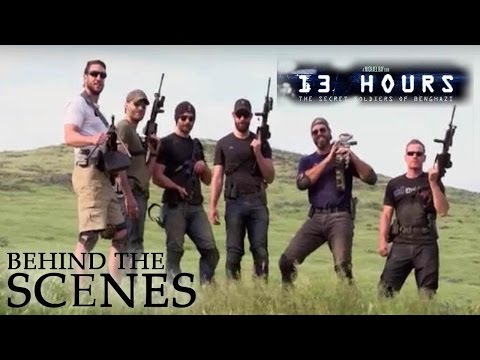 13 HOURS | Weapons Training | Official Behind the Scenes