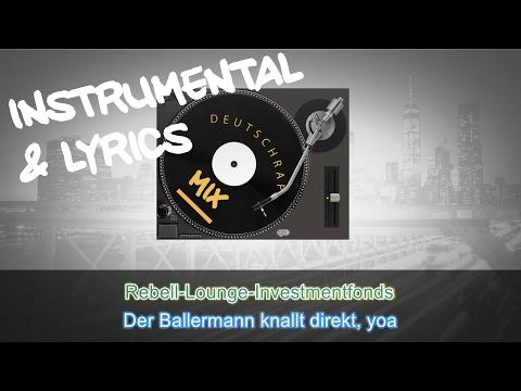 KC Rebell feat. Farid Bang - BALLERMANN [ WILDLANDS ] INSTRUMENTAL + LYRICS (KARAOKE BEAT REMAKE)