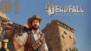 Deadfall Adventures - Walkthrough - Part 1 - Sands of Sakkara (PC) [HD]