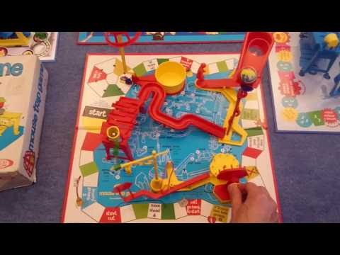 Four Mousetrap Games
