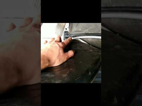 Замена троса кулисы на Мерседес Спринтер 311 ЦДИ