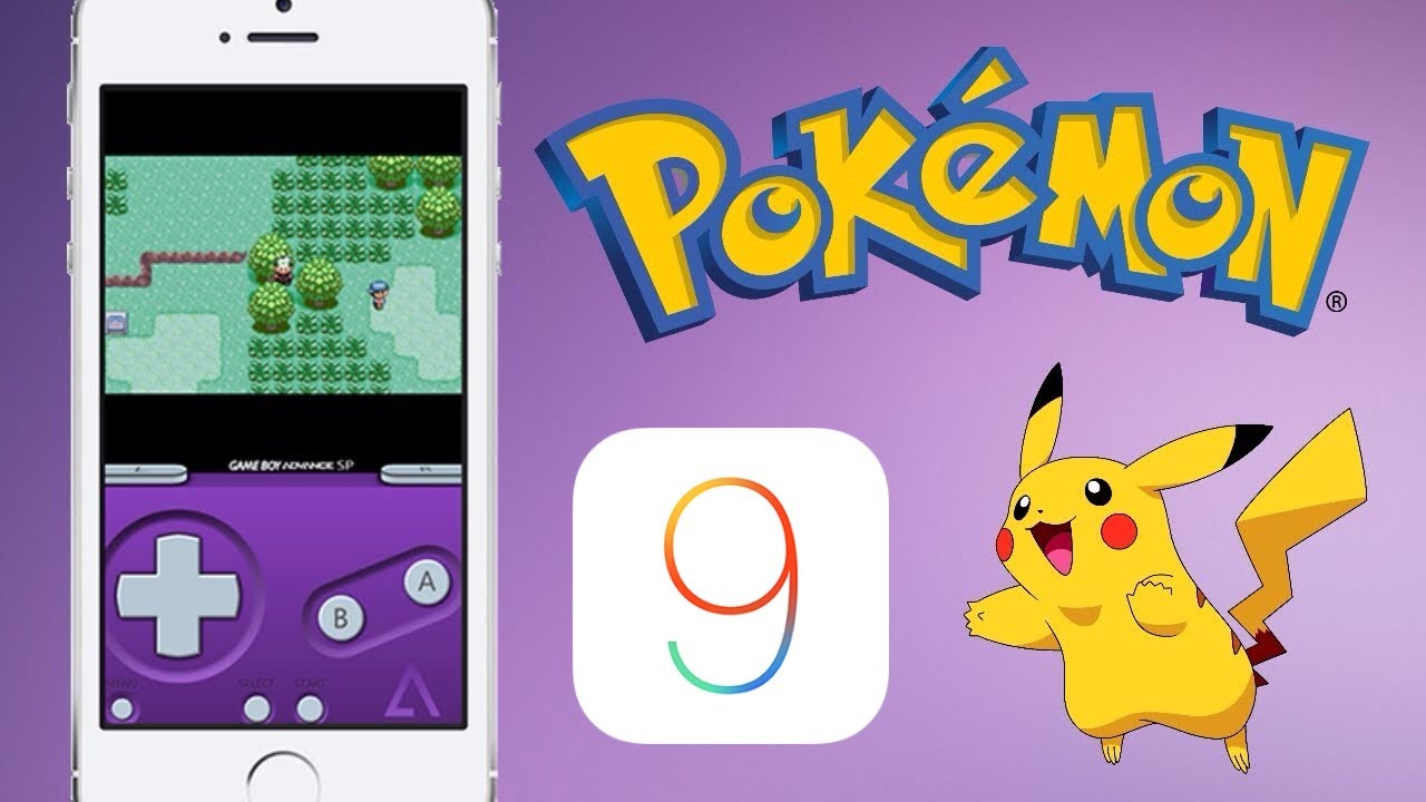get pokemon on iphone how to play on your iphone ipod on ios 9 9 14188