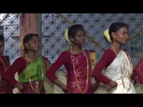 new santhali christian song jisu dular re  bhagalpur youth dumka traditional song