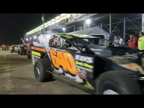 Bridgeport Speedway: Big Blocks Roll off the grid