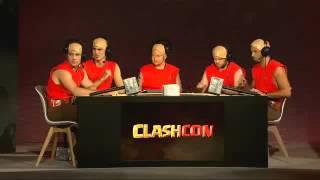 Clashcon friendly clan war (Clash Team vs. Mild Aggression)