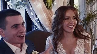 Современная свадьба без пошлых и дурацких конкурсов.