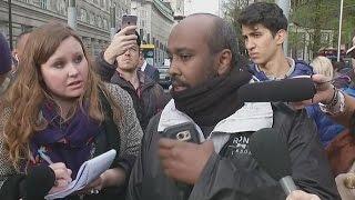 Что случилось на Вестминстерском мосту: рассказывают очевидцы