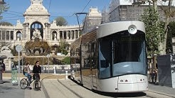 Tramway de Marseille, France