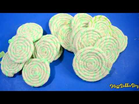 7 EASIEST AND QUICKEST WAYS TO USE ROPE CRAFTS OF ALL TIME!! BEST REUSE IDEAS thumbnail