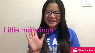 Little mix wings- Patrica Senjaya acapella cover