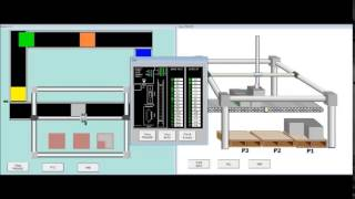 Smart Project Omron 2015, Pick to Pallet
