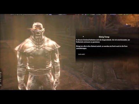 The Elder Scrolls Online Orsinium [061] Glasithammer, Zepter Riekr-Häuptling, Kaltwinds Schädel
