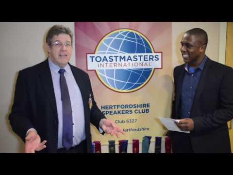 Toastmasters   3 mins 20 years   Bob Ferguson