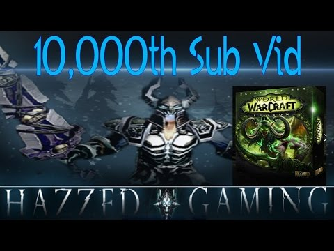 "WoW New Expansion ""Talk Burning Legion is BACK"" - 10,000+ Subscriber Video - Extra News"