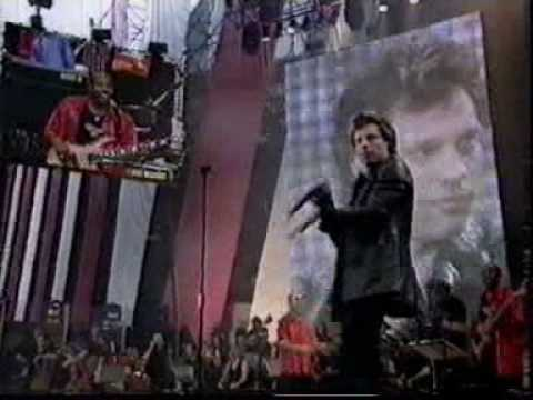 BON JOVI -  Sympathy For The Devil  - Rolling Stones Cover