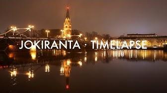 Jokiranta | Timelapse 4K