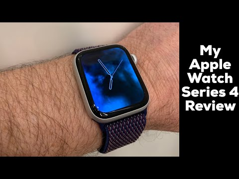 My Apple Watch Series 4 Review