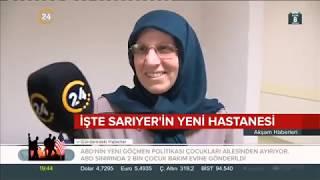 Sariyer Hamİdİye Etfal EĞİtİm AraŞtirma Hastanesİ