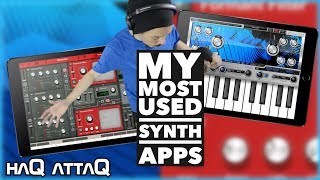 My most used Synth Apps are 5 years old | haQ attaQ