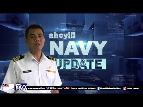 ROYAL MALAYSIAN NAVY - AHOY!!! NAVY UPDATE: VISIT BY CHIEF OF REPUBLIC SINGAPORE NAVY