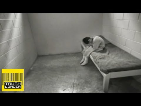The US throws 100,000 children into adult jails and prisons every year - Truthloader