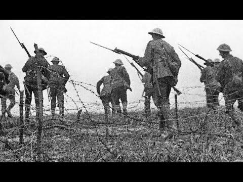 Première Guerre Mondiale : 1914, Le début du conflit - Documentaire francais