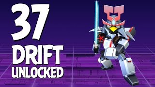 Angry Birds Transformers - Gameplay Walkthrough Part 37 - Drift Unlocked