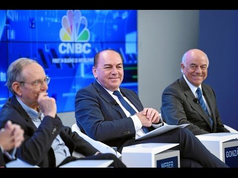 Davos 2016 - Rebuilding Europe's Financial Confidence