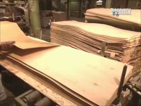 How itu0027s made - Plywood doors & How itu0027s made - Plywood doors - YouTube pezcame.com