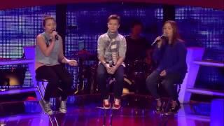 Tres niños cantan aleluya y TODOS QUEDAN CON LA BOCA ABIERTA!!!! thumbnail