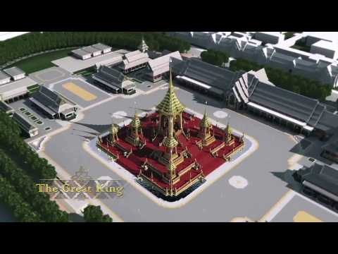 The Great King EP9 The Royal Funeral Ceremony The Grandest of Honors for the Thai Monarchy