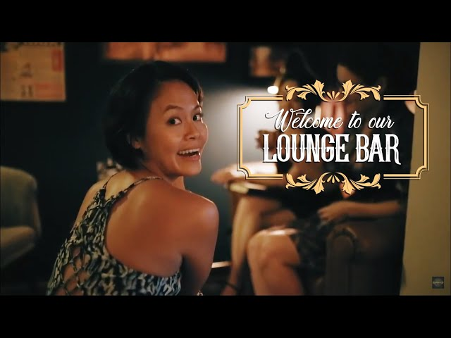 House of Barbaard Saigon Lounge bar - Mr. Gatsby's favorite lounge in Saigon!
