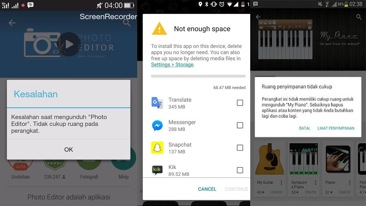 7 Cara Mengatasi Tidak Bisa Install Aplikasi Di Smartphone Android Androbuntu