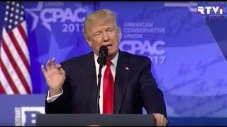 Трамп назвал американские либеральные СМИ «врагами народа»