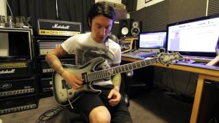 Black Veil Brides - Walk Away Guitar Solo Lesson with Jake Pitts Thumbnail
