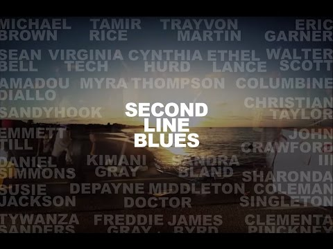 Second Line Blues - SWEET HONEY IN THE ROCK®