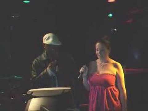 Shannon and Jayson Karaoke