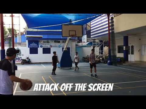 Low-High Action & Attacking Off Screens