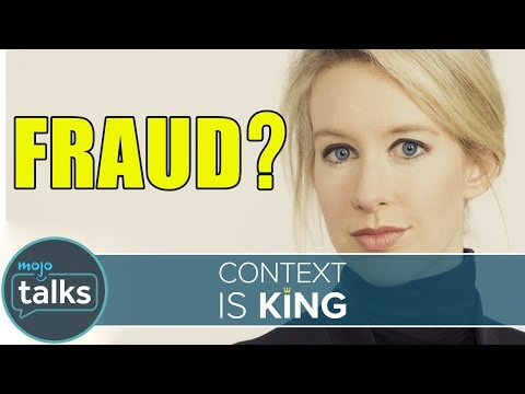 How did Elizabeth Holmes pull off the Theranos Fraud? - Mojo Talks (Context Is King)