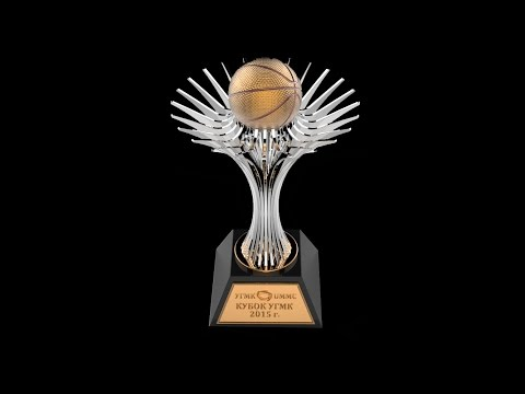 UMMC CUP - 2015.  //Semi-Final//  Good Angels Kosice (Slovakia) - LULEA BBK (Sweden).