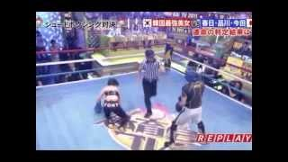 Crazy Anti-Korea TV show in Japan (Japanese restricted this video again.)