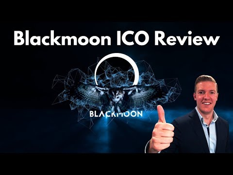 Blackmoon Crypto ICO Review - Why I like the fundamentals of this ICO