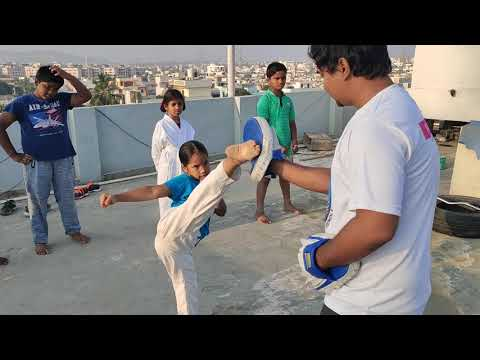 Best training hyderabad karate ||| GS ACADEMY OF MARTIAL ARTS TRAINING |||