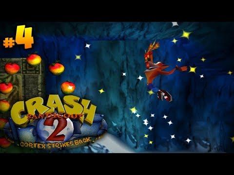 Crash Bandicoot 2: Cortex Strike Back • Walkthrough Playthrough (Full Game) • Cap. 4