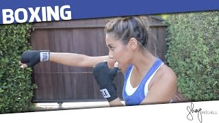Boxing Workout Routine | Outfit Of The Shay