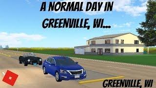 Greenville: [EP. 55] Un giorno normale a Greenville, WI.. [Roblox]