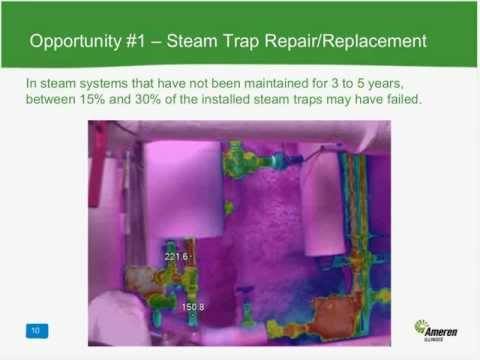 Saving Energy in Process Steam Systems Webinar